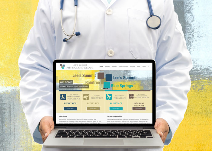Lee's Summit Physicians Group website