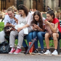 Teens and Smart Phones