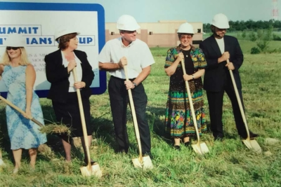 LSPG Ground Breaking