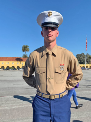A New Marine in the Family