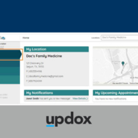 Introducing our new Patient Portal powered by Updox!